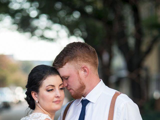 Kristina and Trey's Wedding in Hampton, Virginia 42