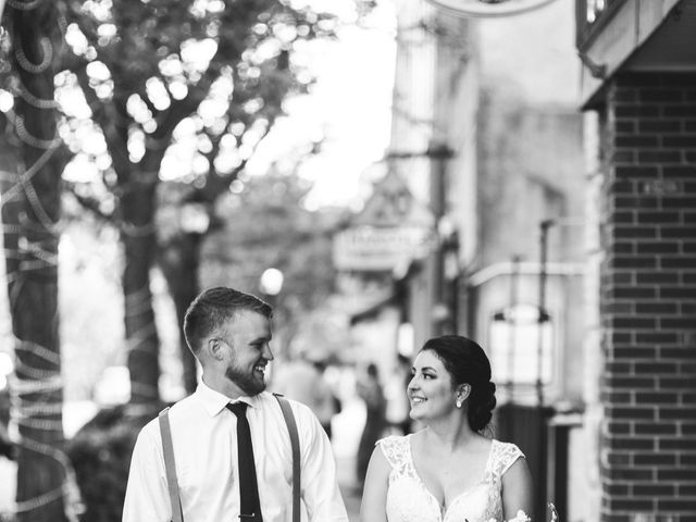 Kristina and Trey's Wedding in Hampton, Virginia 44