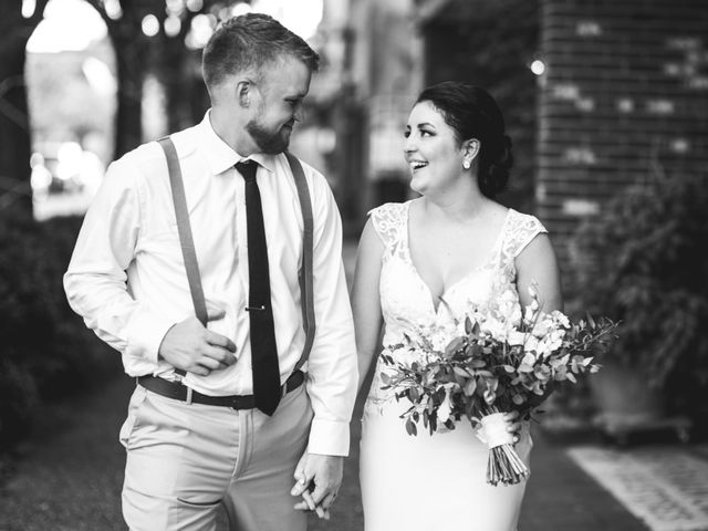 Kristina and Trey's Wedding in Hampton, Virginia 45