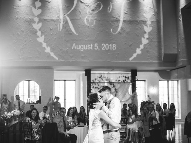 Kristina and Trey's Wedding in Hampton, Virginia 46