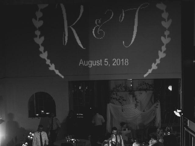 Kristina and Trey's Wedding in Hampton, Virginia 49