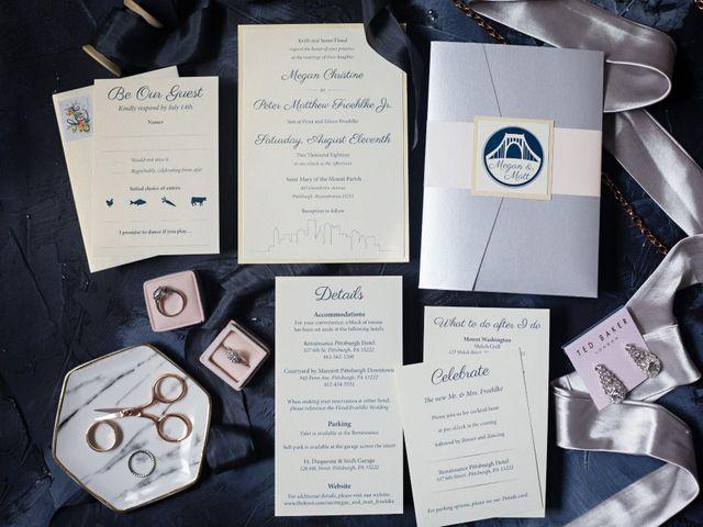 Matt and Megan's Wedding in Pittsburgh, Pennsylvania 2