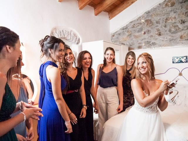 Manos and Sandy's Wedding in Athens, Greece 7