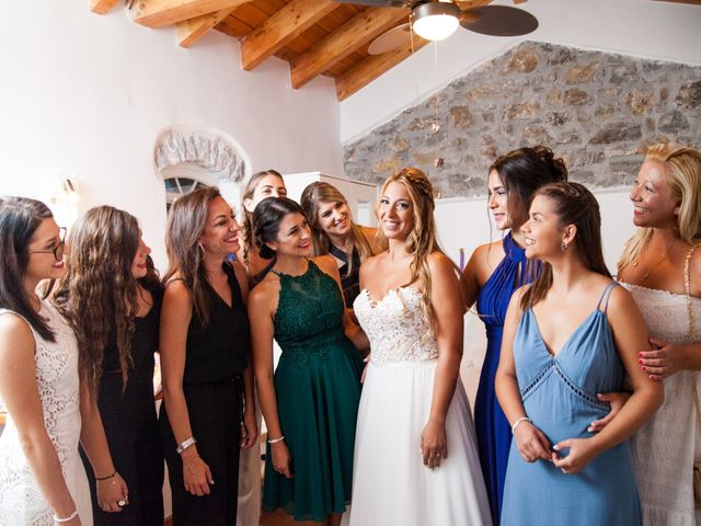 Manos and Sandy's Wedding in Athens, Greece 9