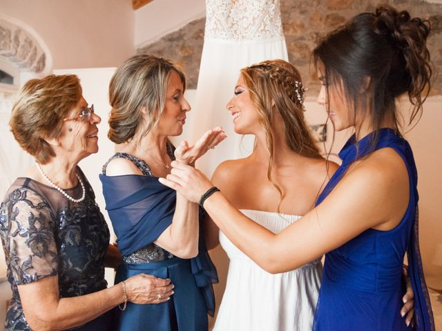Manos and Sandy's Wedding in Athens, Greece 11