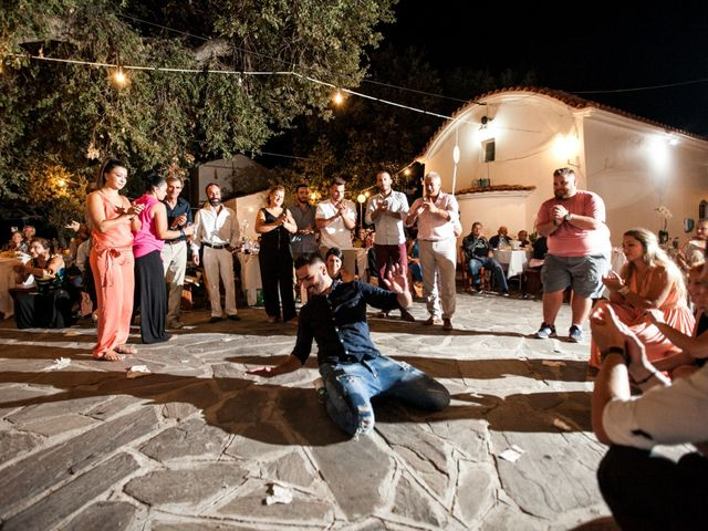 Manos and Sandy's Wedding in Athens, Greece 16
