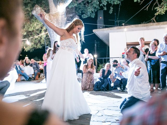 Manos and Sandy's Wedding in Athens, Greece 18