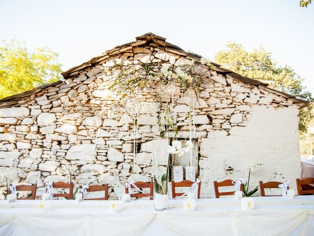 Manos and Sandy's Wedding in Athens, Greece 6