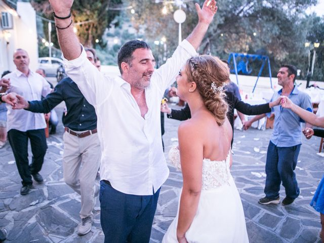 Manos and Sandy's Wedding in Athens, Greece 25