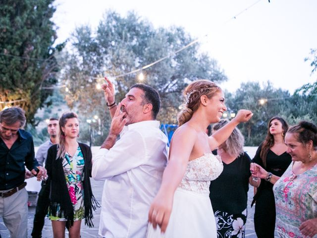 Manos and Sandy's Wedding in Athens, Greece 26