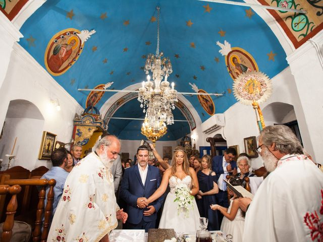 Manos and Sandy's Wedding in Athens, Greece 28
