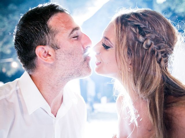 Manos and Sandy's Wedding in Athens, Greece 29