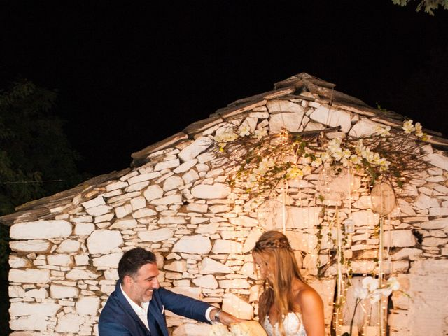 Manos and Sandy's Wedding in Athens, Greece 30