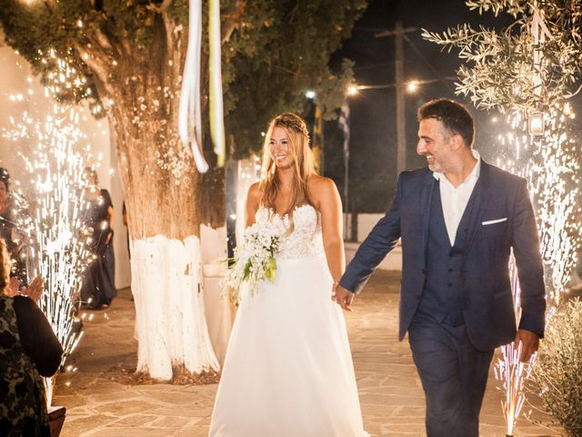 Manos and Sandy's Wedding in Athens, Greece 31