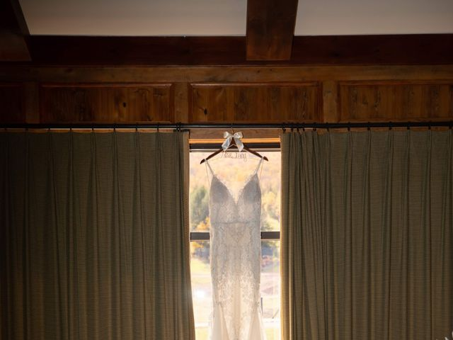 Troy and Samantha's Wedding in Windham, New York 6