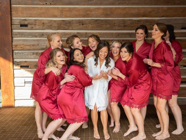 Troy and Samantha's Wedding in Windham, New York 9