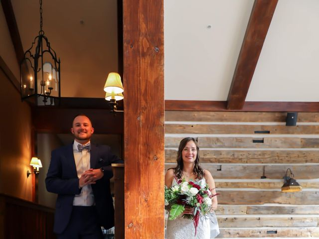 Troy and Samantha's Wedding in Windham, New York 10