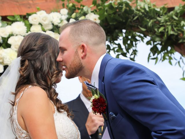 Troy and Samantha's Wedding in Windham, New York 12