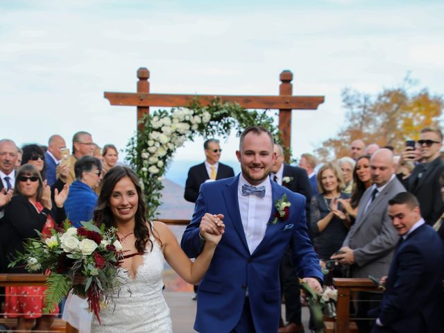 Troy and Samantha's Wedding in Windham, New York 13
