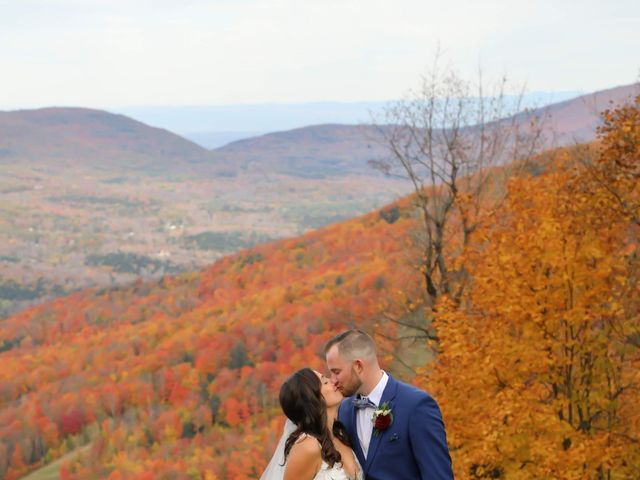 Troy and Samantha's Wedding in Windham, New York 17