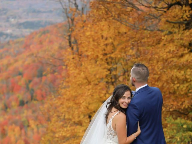 Troy and Samantha's Wedding in Windham, New York 18