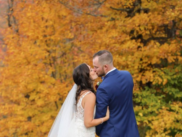 Troy and Samantha's Wedding in Windham, New York 19