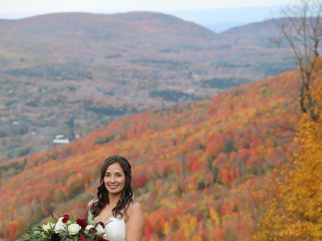 Troy and Samantha's Wedding in Windham, New York 20