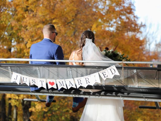 Troy and Samantha's Wedding in Windham, New York 21