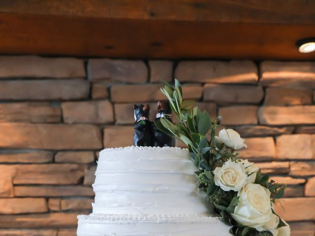 Troy and Samantha's Wedding in Windham, New York 22