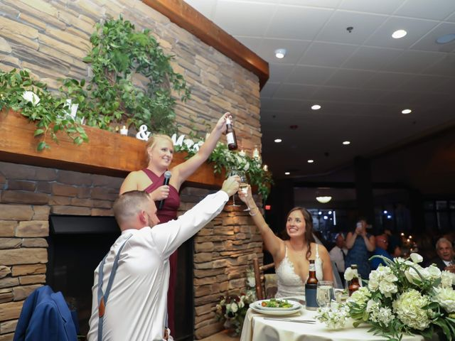 Troy and Samantha's Wedding in Windham, New York 25