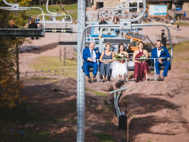 Troy and Samantha's Wedding in Windham, New York 29