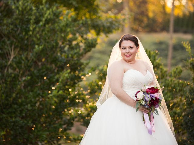Katie and Dan's Wedding in Mooresville, North Carolina 4