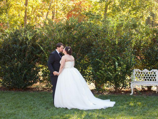 Katie and Dan's Wedding in Mooresville, North Carolina 10