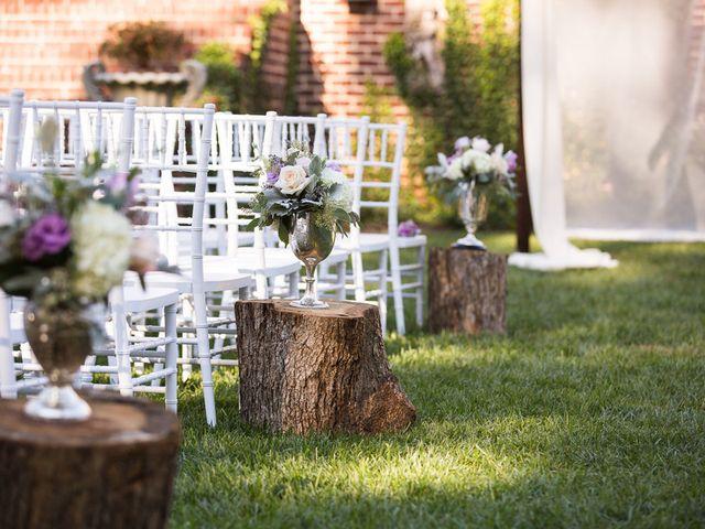 Katie and Dan's Wedding in Mooresville, North Carolina 13