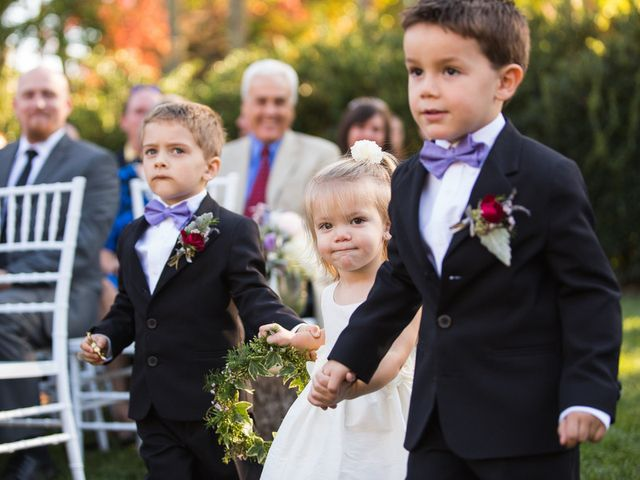 Katie and Dan's Wedding in Mooresville, North Carolina 14