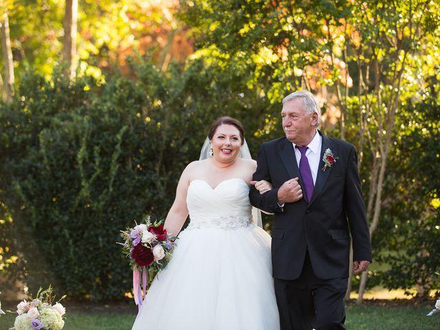Katie and Dan's Wedding in Mooresville, North Carolina 15