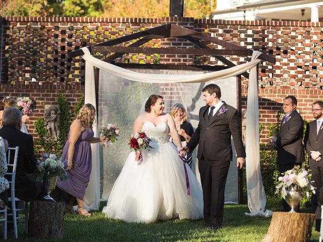 Katie and Dan's Wedding in Mooresville, North Carolina 17