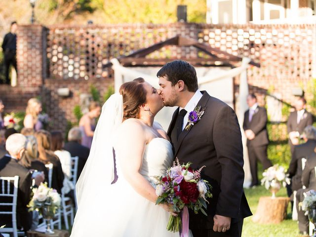 Katie and Dan's Wedding in Mooresville, North Carolina 18