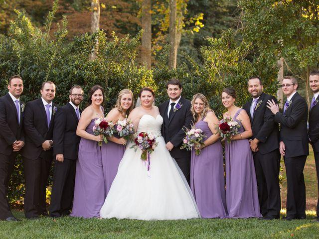 Katie and Dan's Wedding in Mooresville, North Carolina 19