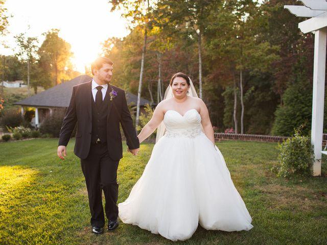 Katie and Dan's Wedding in Mooresville, North Carolina 21