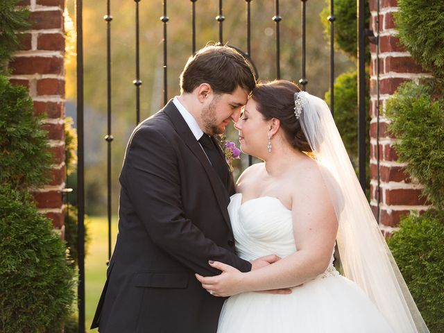 Katie and Dan's Wedding in Mooresville, North Carolina 22