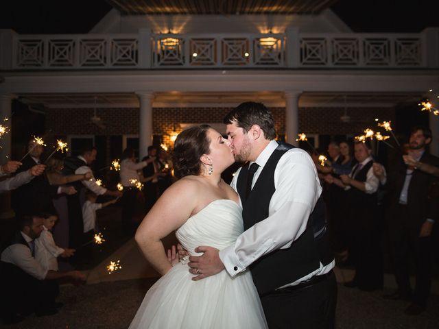 Katie and Dan's Wedding in Mooresville, North Carolina 31