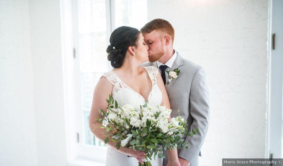 Kristina and Trey's Wedding in Hampton, Virginia