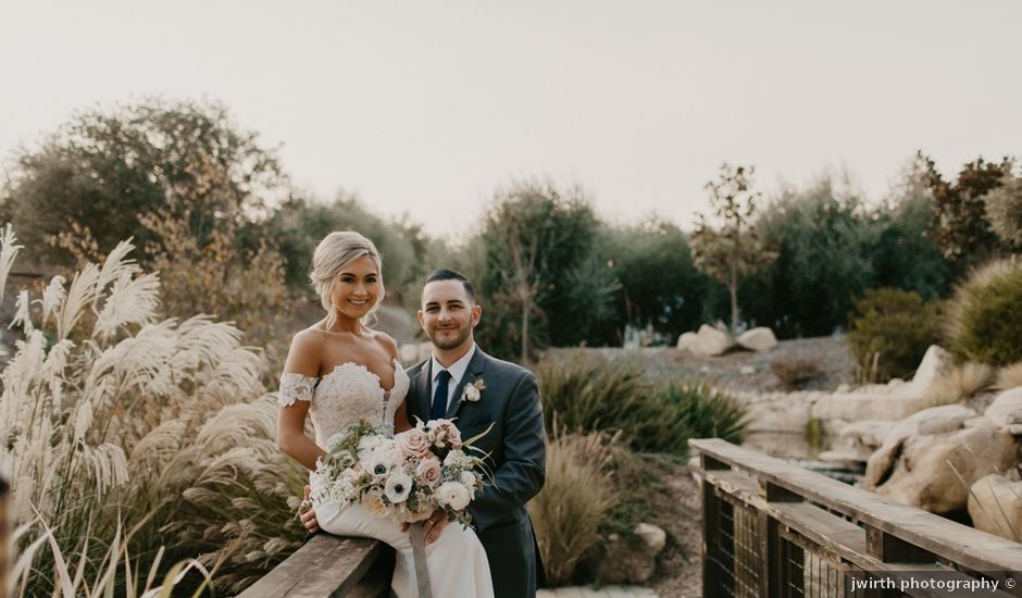 Billie and Michelle's Wedding in Paso Robles, California