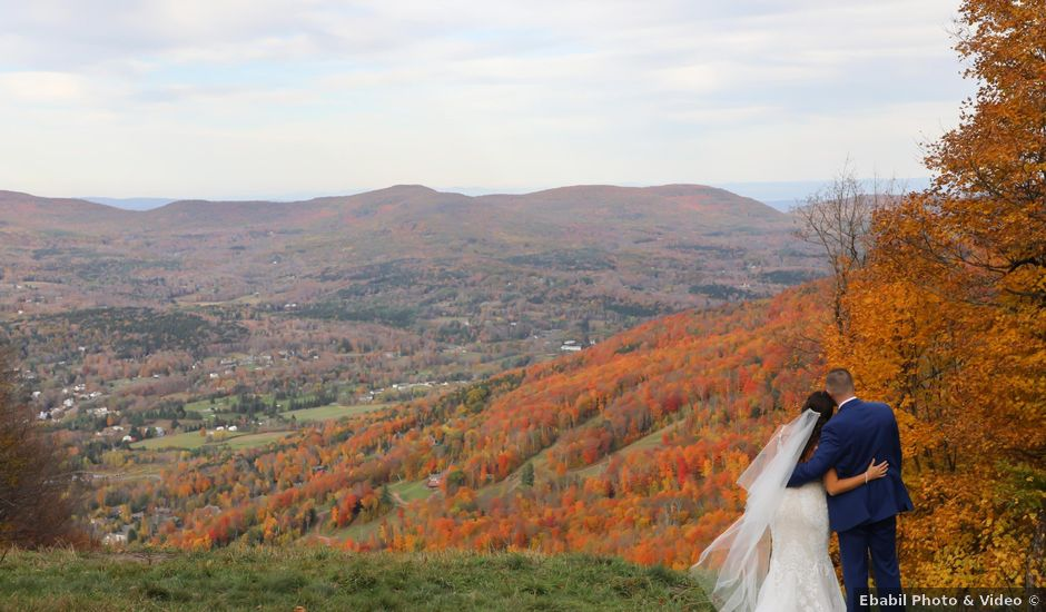 Troy and Samantha's Wedding in Windham, New York