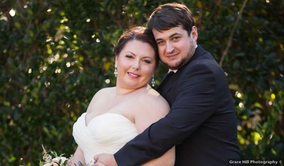 Katie and Dan's Wedding in Mooresville, North Carolina