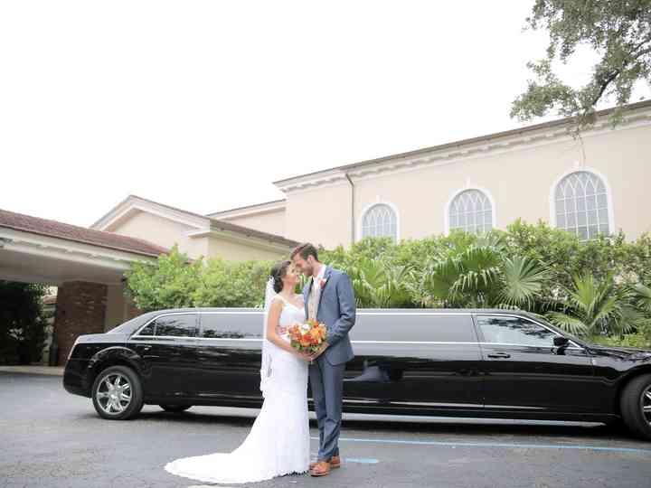The wedding of Christina and J.C.