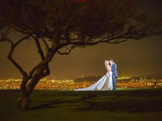 The wedding of Anto and Santi
