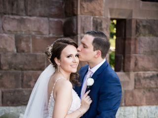 The wedding of Angelika and Lukasz 1
