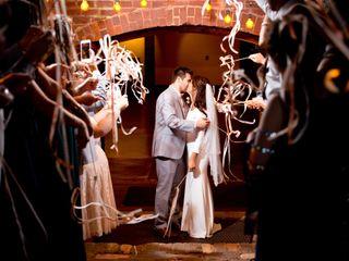 The wedding of Jamie and Santiago 1
